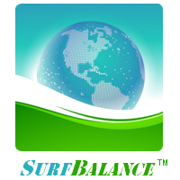 SurfBalance(tm) logo